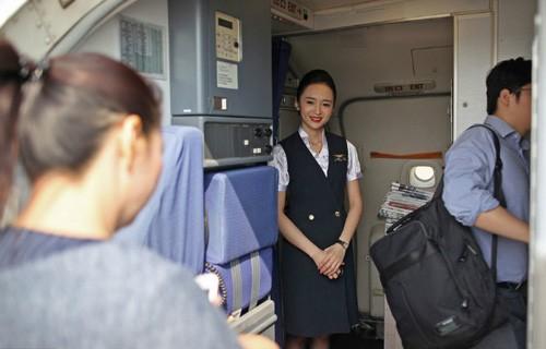 Nhan sắc nữ tiếp viên hàng không đẹp nhất thế giới - ảnh 2
