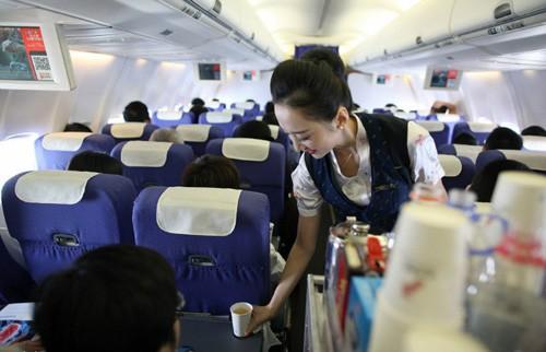 Nhan sắc nữ tiếp viên hàng không đẹp nhất thế giới - ảnh 5