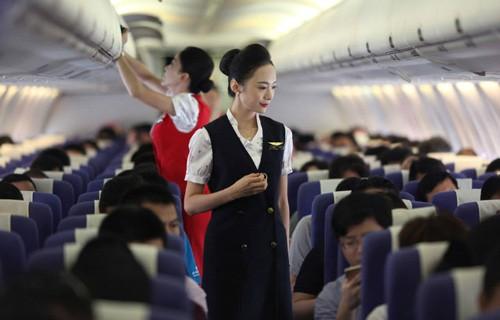 Nhan sắc nữ tiếp viên hàng không đẹp nhất thế giới - ảnh 7