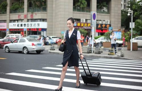Nhan sắc nữ tiếp viên hàng không đẹp nhất thế giới - ảnh 8
