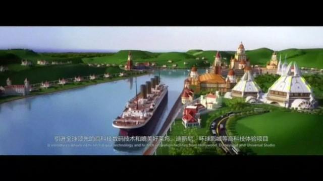 """Trung Quốc đóng tàu Titanic """"nhái"""" để hút khách du lịch - ảnh 3"""