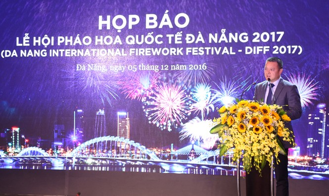 Lễ hội pháo hoa Đà Nẵng sẽ kéo dài trong 2 tháng - ảnh 1