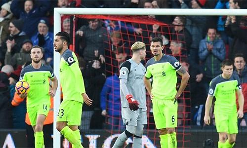 Liverpool đứt mạch bất bại trong cơn mưa bàn thắng - ảnh 2