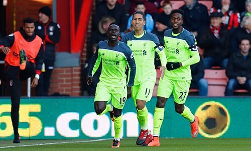 Liverpool đứt mạch bất bại trong cơn mưa bàn thắng - ảnh 1