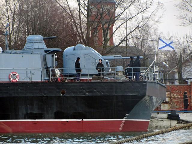 Bên trong căn cứ tên lửa tối mật của Nga ở Kaliningrad - ảnh 1