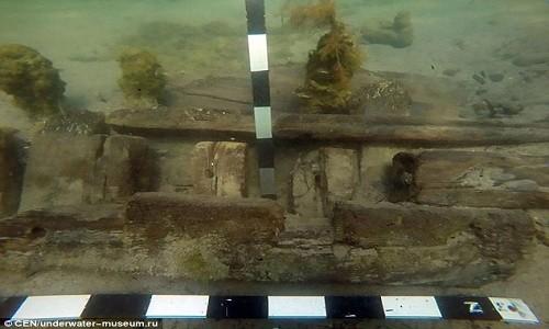 Phát hiện xác tàu Anh chở 30 thùng vàng dưới đáy Hắc Hải - ảnh 1