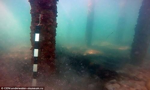 Phát hiện xác tàu Anh chở 30 thùng vàng dưới đáy Hắc Hải - ảnh 2