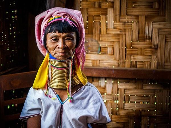 Bộ tộc phụ nữ 'hươu cao cổ' ở Myanmar trước nguy cơ mai một - ảnh 2