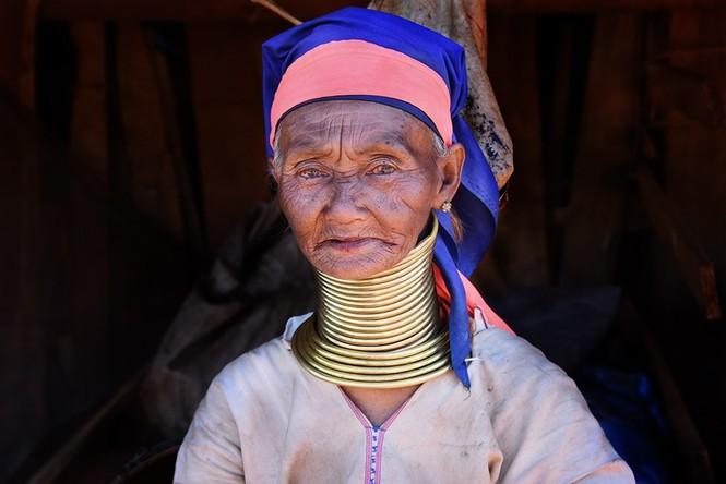 Bộ tộc phụ nữ 'hươu cao cổ' ở Myanmar trước nguy cơ mai một - ảnh 3