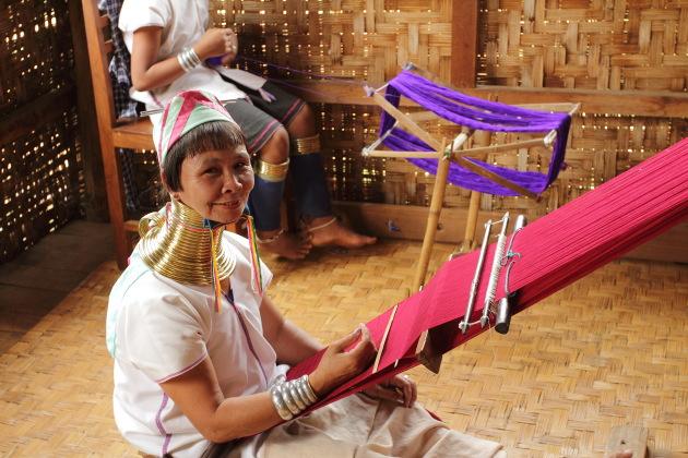 Bộ tộc phụ nữ 'hươu cao cổ' ở Myanmar trước nguy cơ mai một - ảnh 7