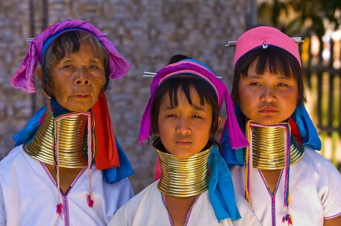 Bộ tộc phụ nữ 'hươu cao cổ' ở Myanmar trước nguy cơ mai một - ảnh 8