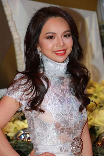 Người đẹp Hoa hậu Thế giới quyến rũ trong trang phục dạ hội - ảnh 7