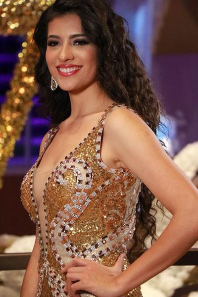 Người đẹp Hoa hậu Thế giới quyến rũ trong trang phục dạ hội - ảnh 8