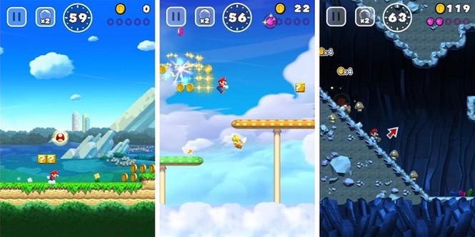 Lộ lí do Nintendo tụt dốc không phanh vì Super Mario Run - ảnh 1
