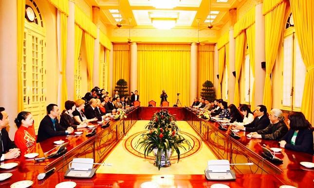 Liên hiệp các hội UNESCO Việt Nam tổ chức thành công hội nghị quốc tế Đạo đức Toàn cầu - ảnh 1