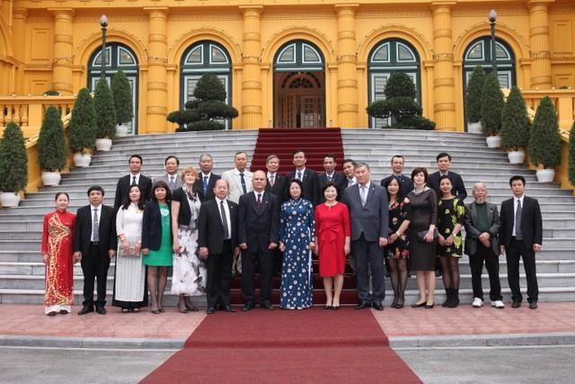 Liên hiệp các hội UNESCO Việt Nam tổ chức thành công hội nghị quốc tế Đạo đức Toàn cầu - ảnh 2