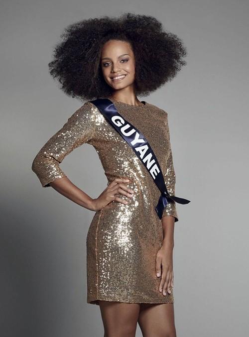 Nhan sắc tuổi 18 của Hoa hậu Pháp 2017 - ảnh 7