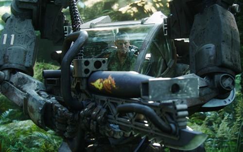 Robot cao 4 m giống hệt cỗ máy sát thủ trong phim Avatar - ảnh 2