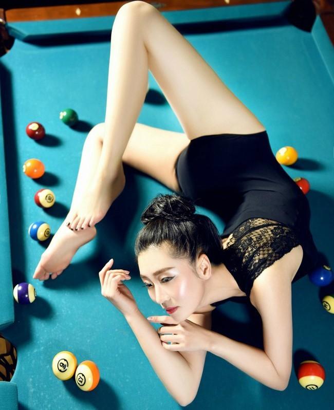 Cô gái được mệnh danh 'nữ thần uốn dẻo' tại Trung Quốc - ảnh 6