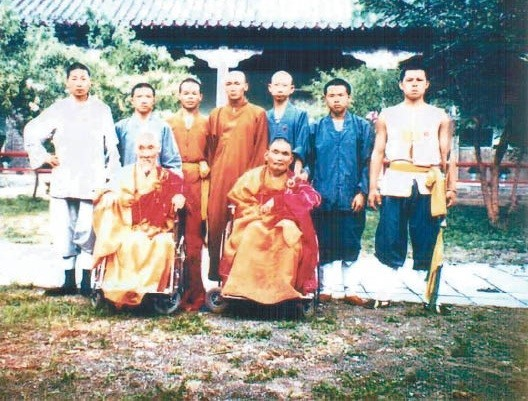 Cuộc sống đại gia của sư Thiếu Lâm đóng 'Tuyệt đỉnh Kungfu' - ảnh 1