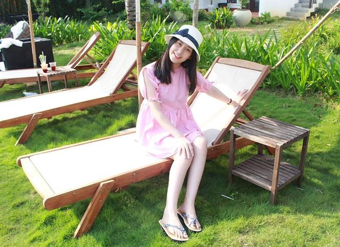 Tâm sự của tân Hoa khôi nữ sinh Việt Nam - ảnh 3