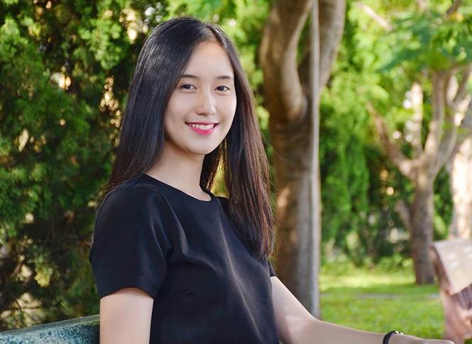 Tâm sự của tân Hoa khôi nữ sinh Việt Nam - ảnh 1