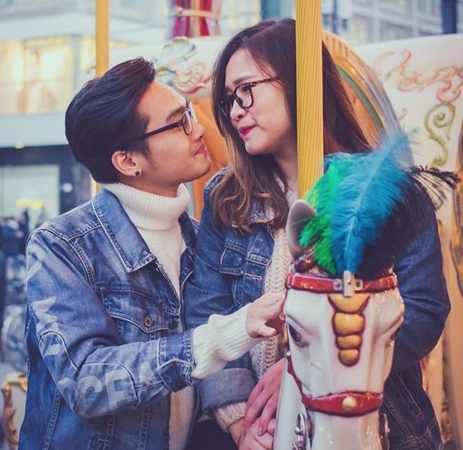 Bộ ảnh Noel ấm ấp của cặp du học sinh Việt tại Đức - ảnh 5