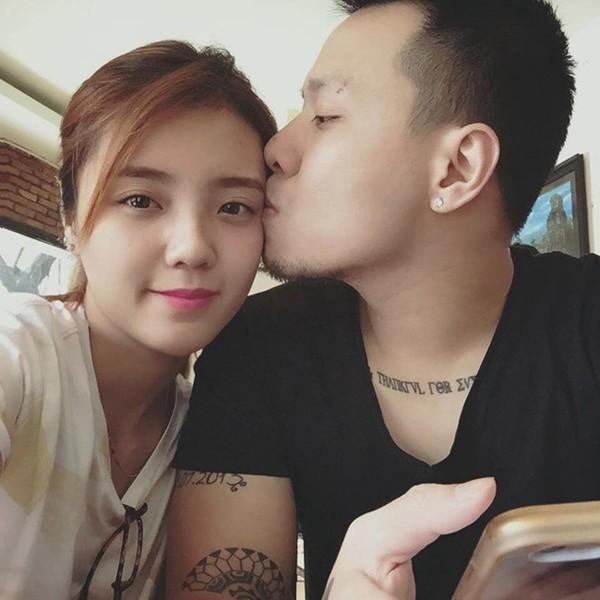 Những chuyện tình ồn ào của hot girl Việt 2016 - ảnh 6