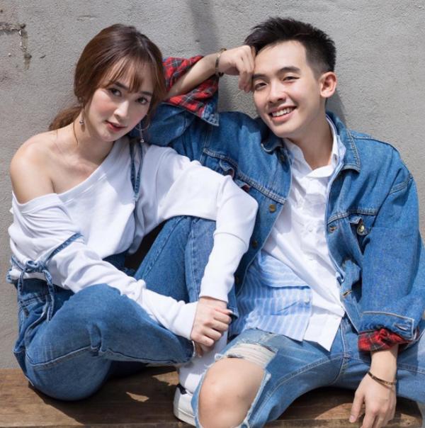 Những chuyện tình ồn ào của hot girl Việt 2016 - ảnh 8