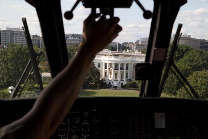 """""""Xe SH bay"""" tiện nghi của Tổng thống Mỹ - ảnh 2"""
