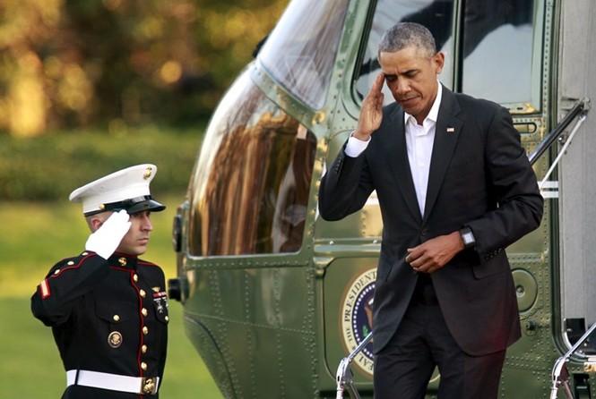 """""""Xe SH bay"""" tiện nghi của Tổng thống Mỹ - ảnh 7"""