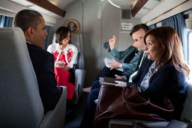"""""""Xe SH bay"""" tiện nghi của Tổng thống Mỹ - ảnh 9"""