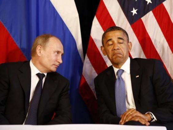 Những cuộc gặp đáng nhớ giữa ông Putin và ông Obama - ảnh 2