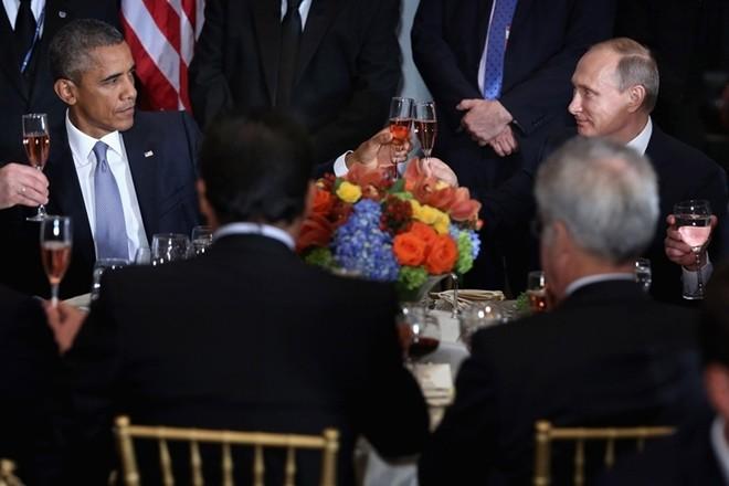 Những cuộc gặp đáng nhớ giữa ông Putin và ông Obama - ảnh 5