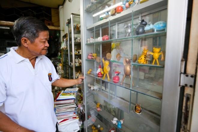 Bộ sưu tập vỏ trứng của thầy giáo về hưu ở Sài Gòn - ảnh 10