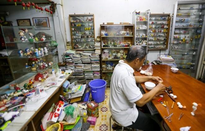 Bộ sưu tập vỏ trứng của thầy giáo về hưu ở Sài Gòn - ảnh 11