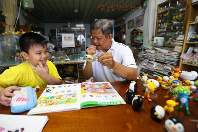 Bộ sưu tập vỏ trứng của thầy giáo về hưu ở Sài Gòn - ảnh 2