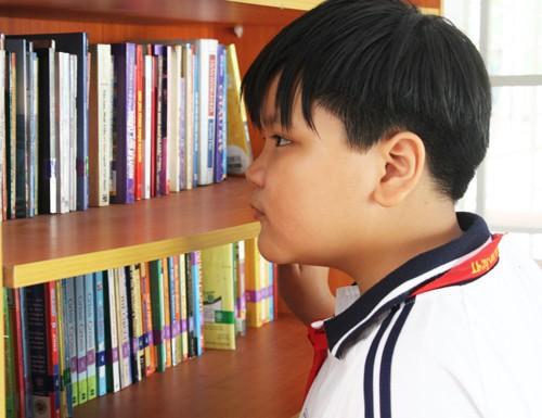 Mơ ước của cậu bé 12 tuổi giành 5 huy chương vàng môn Toán - ảnh 1