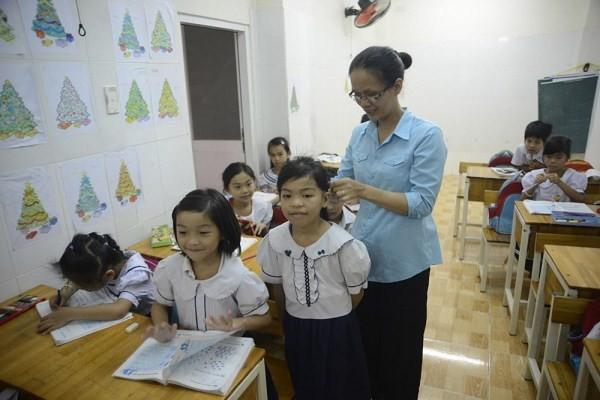 """Lớp học giữa Sài Gòn không biết """"mùi học thêm"""" - ảnh 8"""