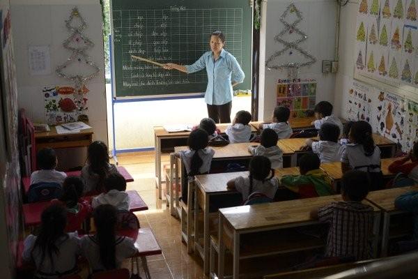 """Lớp học giữa Sài Gòn không biết """"mùi học thêm"""" - ảnh 3"""