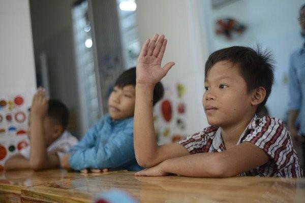 """Lớp học giữa Sài Gòn không biết """"mùi học thêm"""" - ảnh 4"""