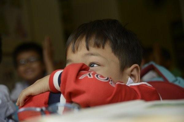 """Lớp học giữa Sài Gòn không biết """"mùi học thêm"""" - ảnh 5"""
