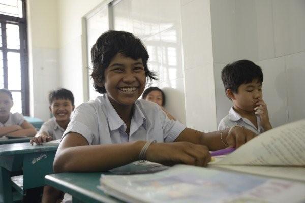 """Lớp học giữa Sài Gòn không biết """"mùi học thêm"""" - ảnh 11"""