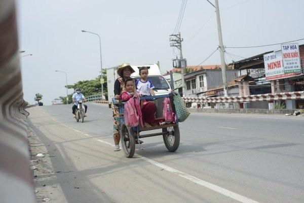 """Lớp học giữa Sài Gòn không biết """"mùi học thêm"""" - ảnh 13"""