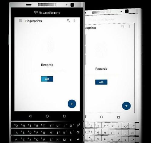 BlackBerry mới dưới thời công ty Trung Quốc lộ diện - ảnh 1