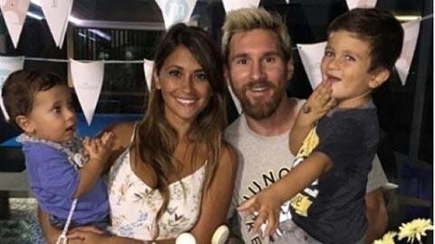 Messi đau đầu chuyện mẹ chồng, nàng dâu - ảnh 2