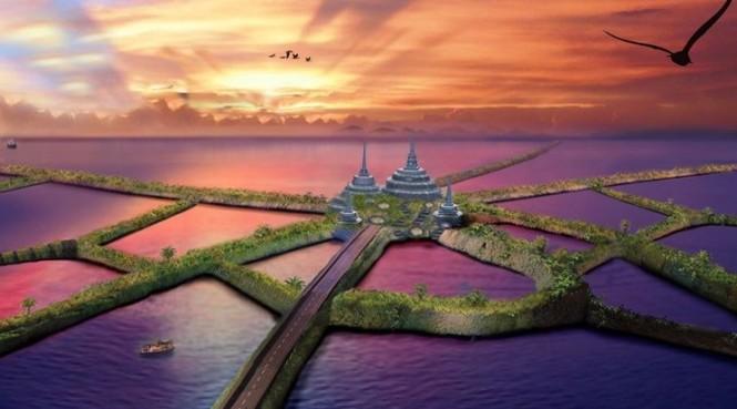 'Xây' 5 thành phố siêu đẹp lý tưởng nhất trên Trái Đất  - ảnh 7