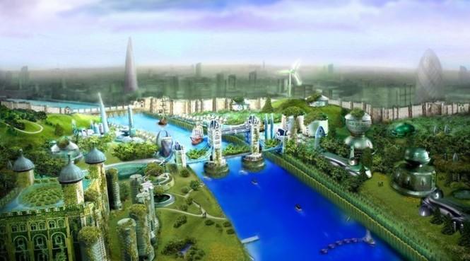 'Xây' 5 thành phố siêu đẹp lý tưởng nhất trên Trái Đất  - ảnh 4