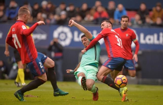 Ronaldo vắng mặt trong Đội hình tiêu biểu La Liga nửa đầu mùa giải - ảnh 10