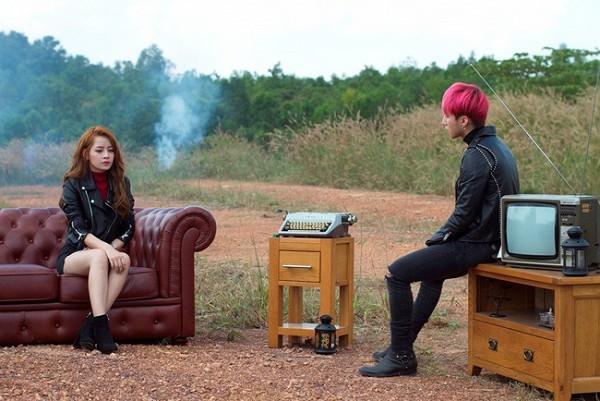 4 hot girl từng sánh đôi cùng Sơn Tùng - MTP trong các MV siêu hot - ảnh 1